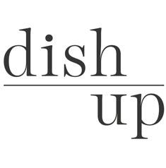 dish up